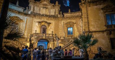 NEWS | Notte a Villa Palagonia