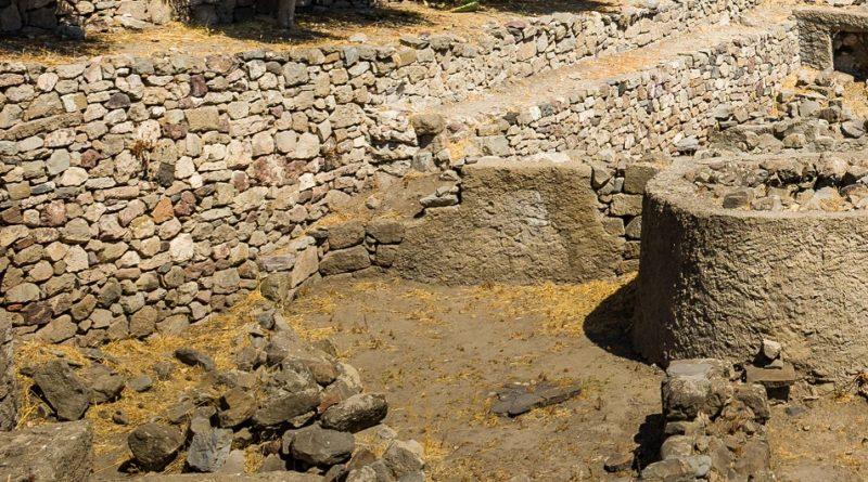 ARCHEOLOGIA   Il Parco Archeologico di Contrada Diana