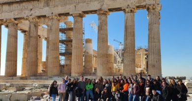 NEWS | UNICT, un viaggio-studio ad Atene per gli studenti dei corsi di Storia romana e Archeologia classica