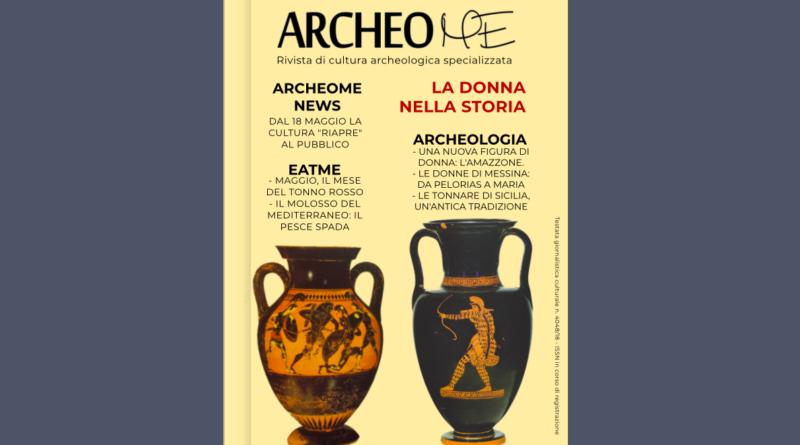 Rivista ArcheoMe – Anno I n. 2 – Maggio 2020 – OMAGGIO