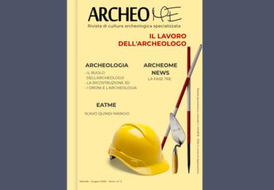 Rivista ArcheoMe – Anno I n. 3 – Giugno 2020 – OMAGGIO