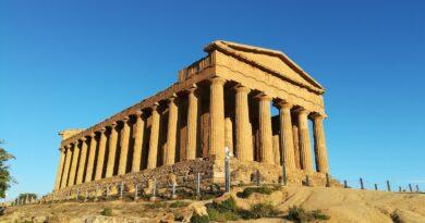 NEWS | Agrigento: Valle dei Templi primo parco archeologico certificato Covid Free