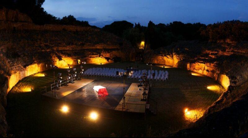 NEWS | I teatri antichi tornano a rivivere, dal 10 luglio riparte la stagione 2020 dei Teatri di Pietra