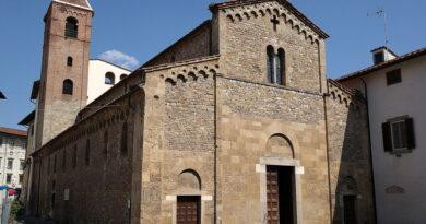 Chiesa di San Sisto, Pisa