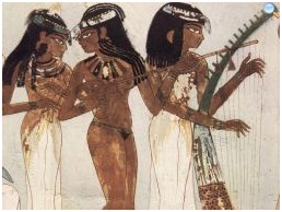 donna Egitto