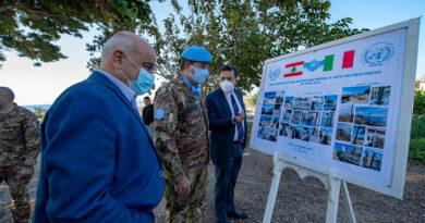 Missione in Libano: valorizzazione sito di Tiro