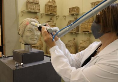 NEWS | Firenze, dopo i batteri anche il laser per il restauro della Testa Lorenzini