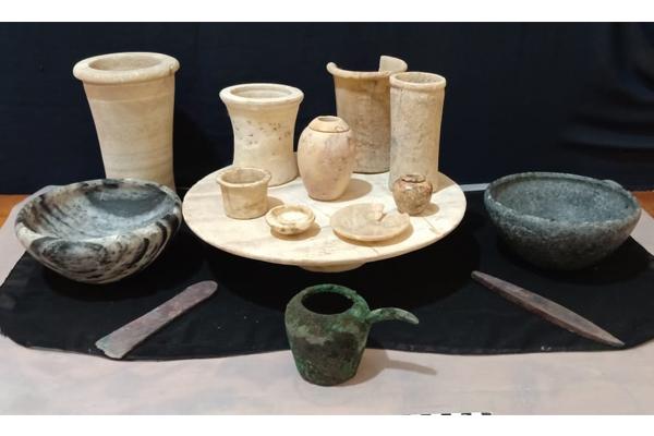 Egitto, scoperto laboratorio di produzione ceramica periodo greco-romano