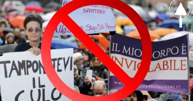 REDAZIONALE | La mia vita non può dipendere dall'ignoranza dei No Vax