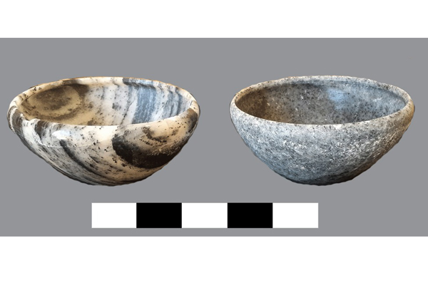 Egitto scoperto laboratorio di ceramica periodo greco-romano