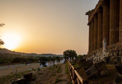 NEWS | Al via le visite per ammirare lo spettacolo dell'alba sulla Valle dei Templi