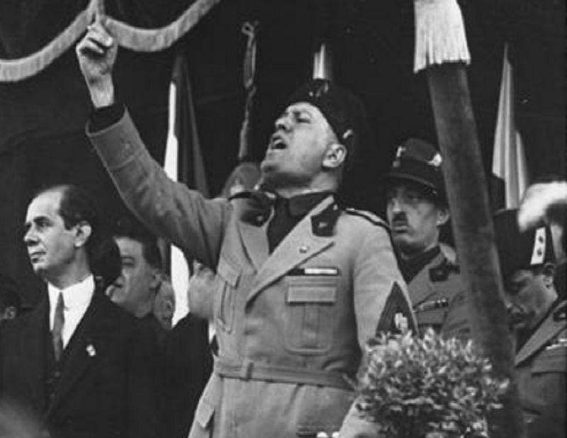 parole proibite dal fascismo mussolini