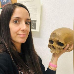 Silvia Ghirotto, ricercatrice Unife sulle orme del batterio