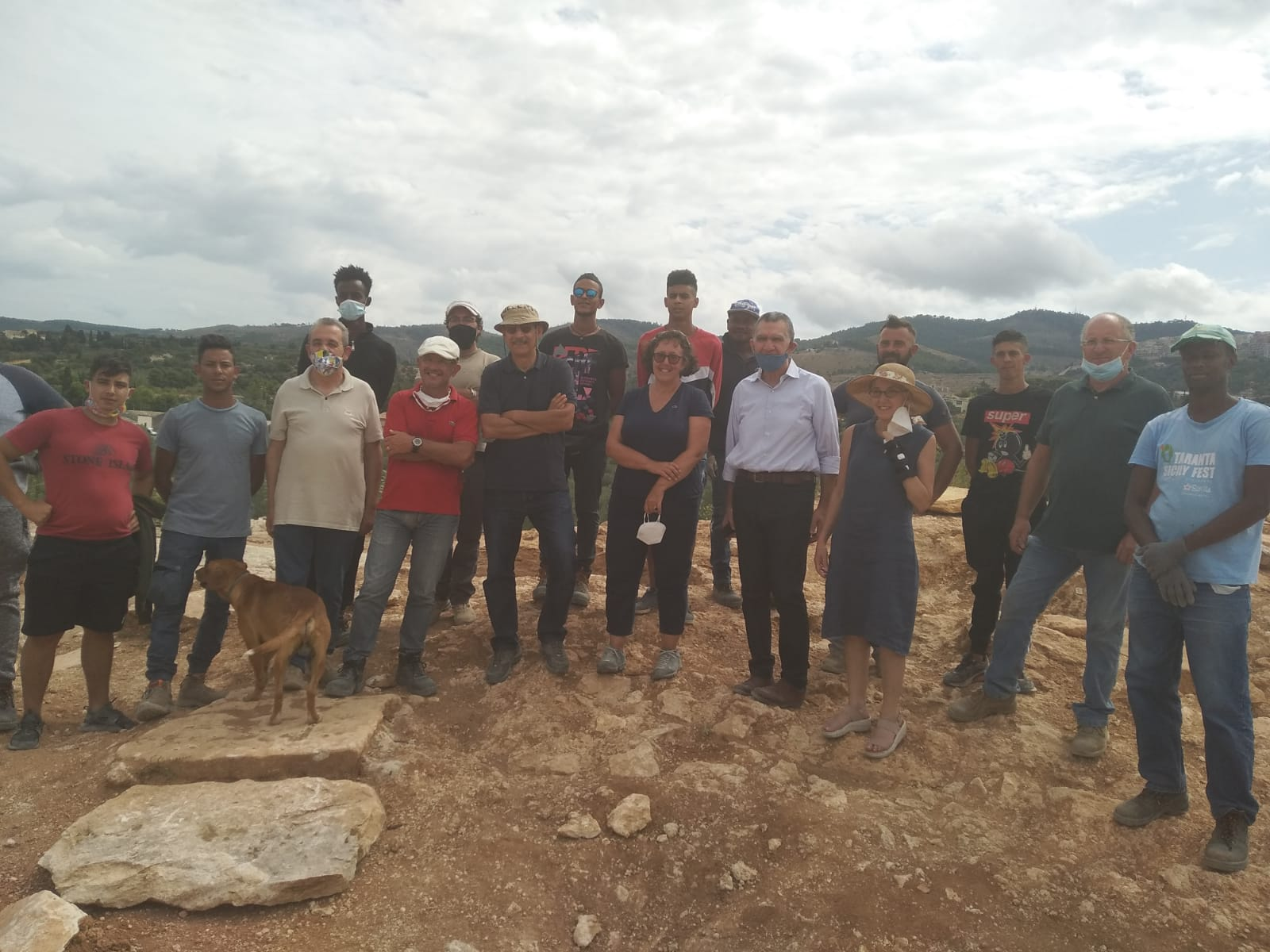 archeologia iblei, territorio ragusano