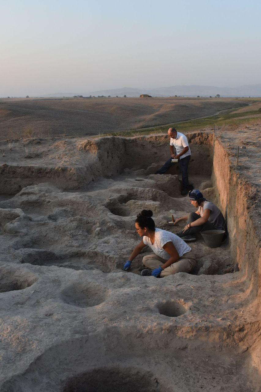 missione archeologica caucaso